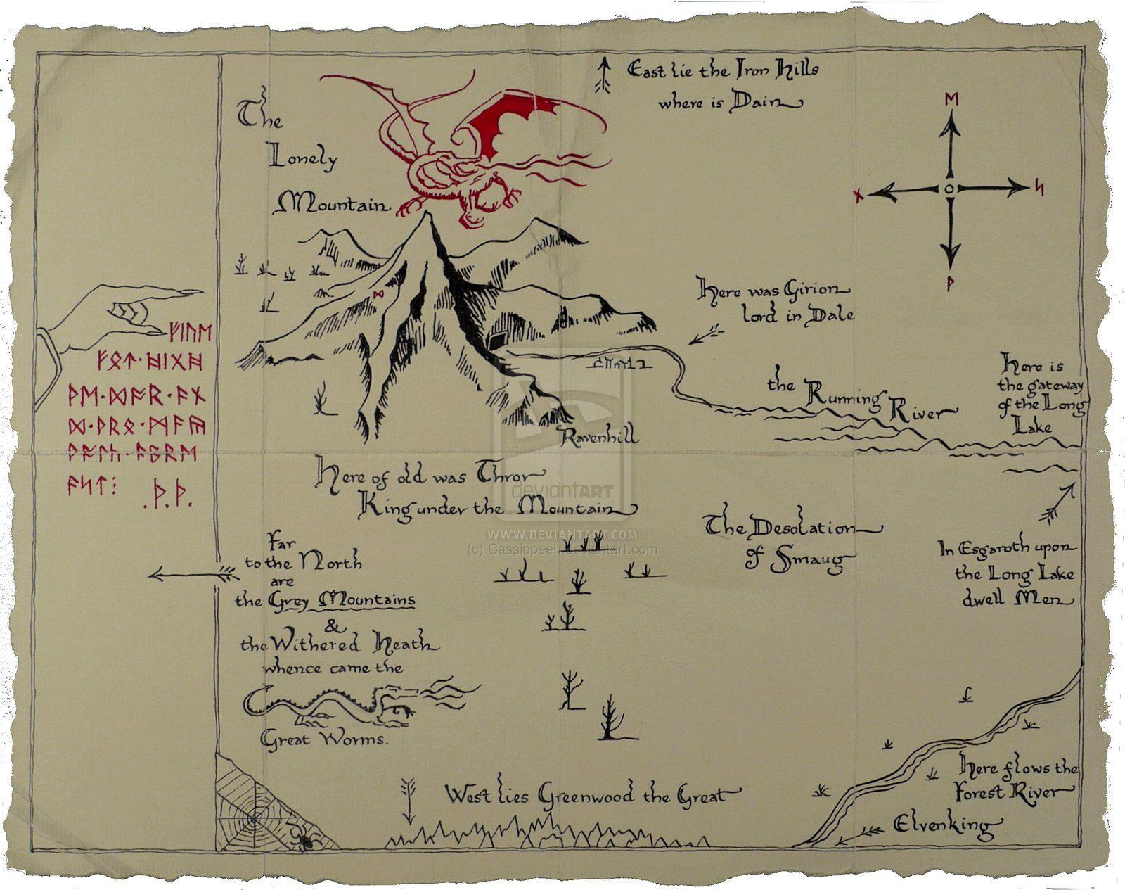 The Hobbit Handouts