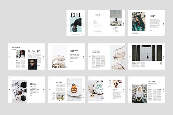 62  best magazine cover templates and mockups 2018  psd