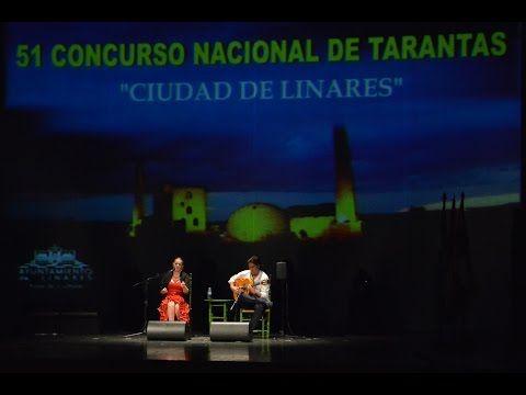 """Final del Consurso Nacional de Tarantas """"Ciudad de Linares"""". Cantes de Libre Elección 2014 - YouTube"""