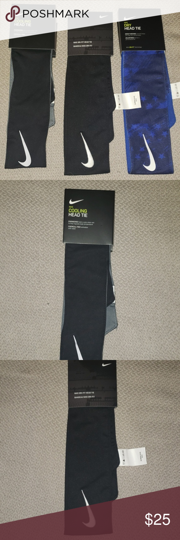 Nike Headbands Nike Tie Headbands 1 Nike Cooling Head Tie 2 Nike Dry Heas Tie In Americana 3 Nike Basic Dri F Nike Headbands Black Nikes Nike Tie Headbands
