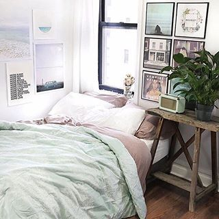 Grosses schlafzimmer gemutlich einrichten - Spruche furs schlafzimmer ...