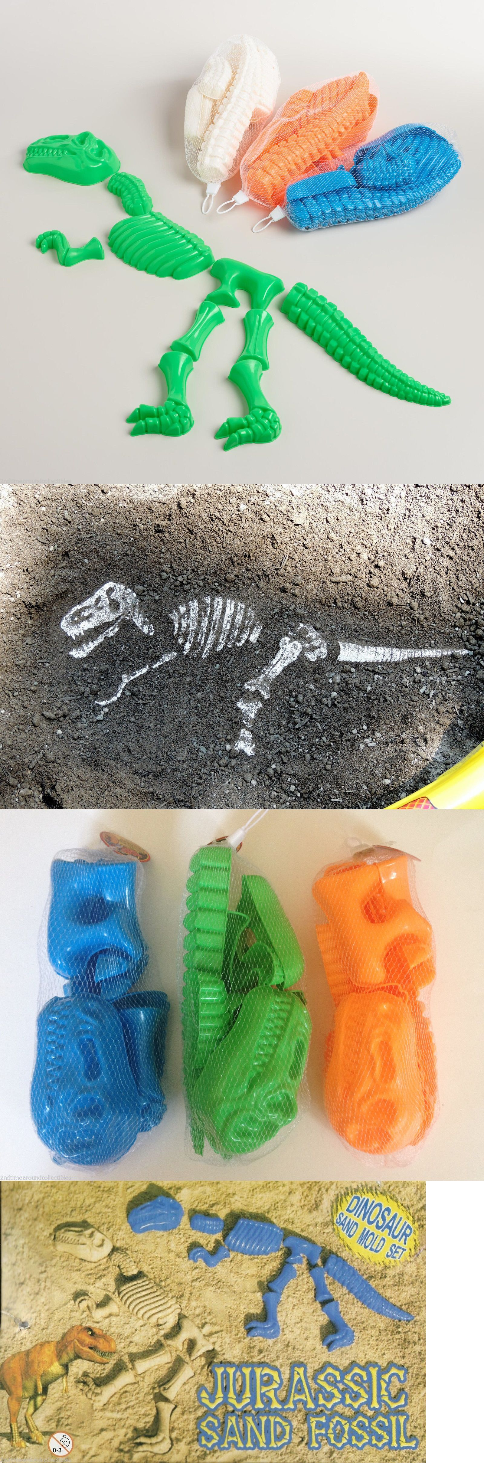 Sandbox Toys and Sandboxes 145990: T-Rex Dinosaur Bones Sand