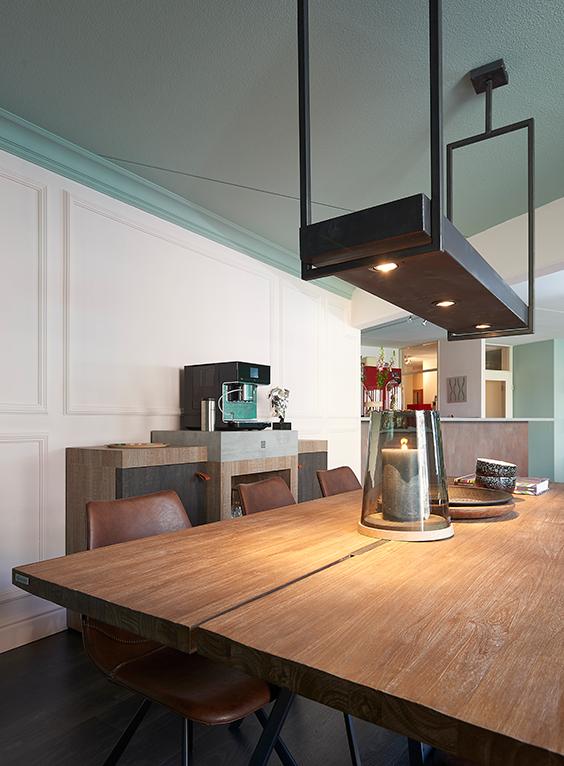 Verwonderend Hanglamp Vorm - Bar thuis, Eetkamer verlichting en Huisstijl SV-33