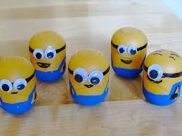 Image result for minion craft ideas