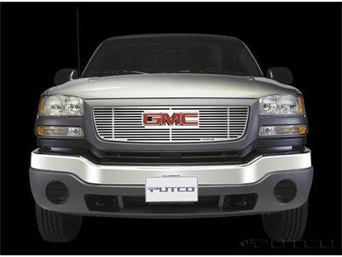 Putco Liquid Grille And Bumper Inserts Aluminum Grille Inserts Best Pickup Truck Grilles