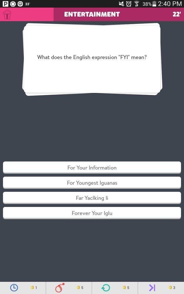 English 101: | Hahaha | Trivia crack, Funny trivia questions, Trivia