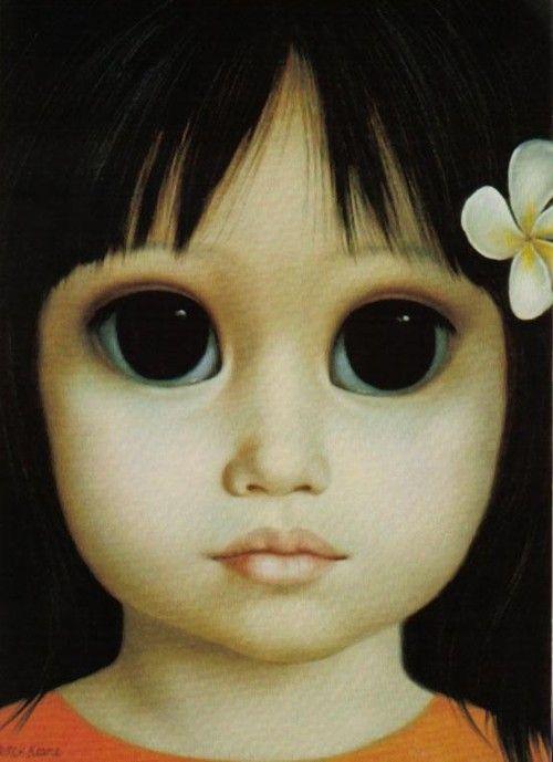 Margaret Keane (pintora - painter) - Gosto Disto!