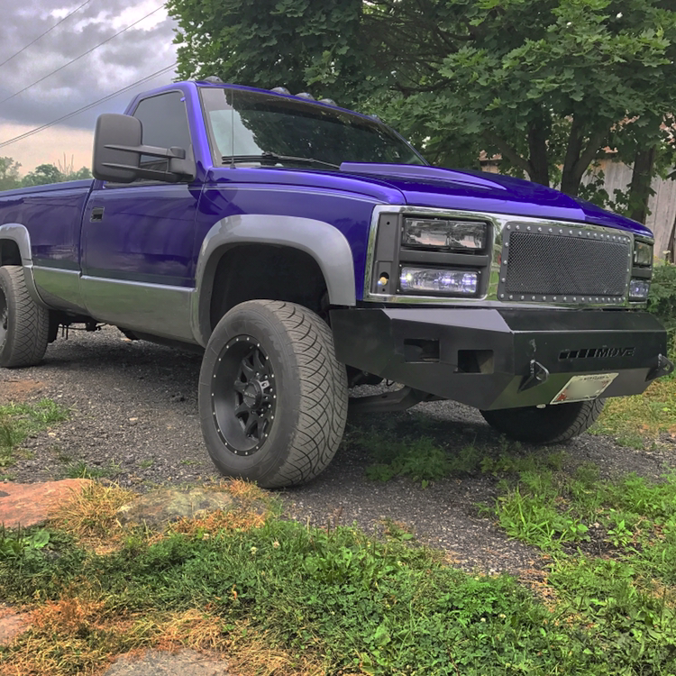 Older Style Gmcs Look Great With Move Pers Obs Gmc Gm Gmctrucks Trucks Obstrucks Diyprojects Diy
