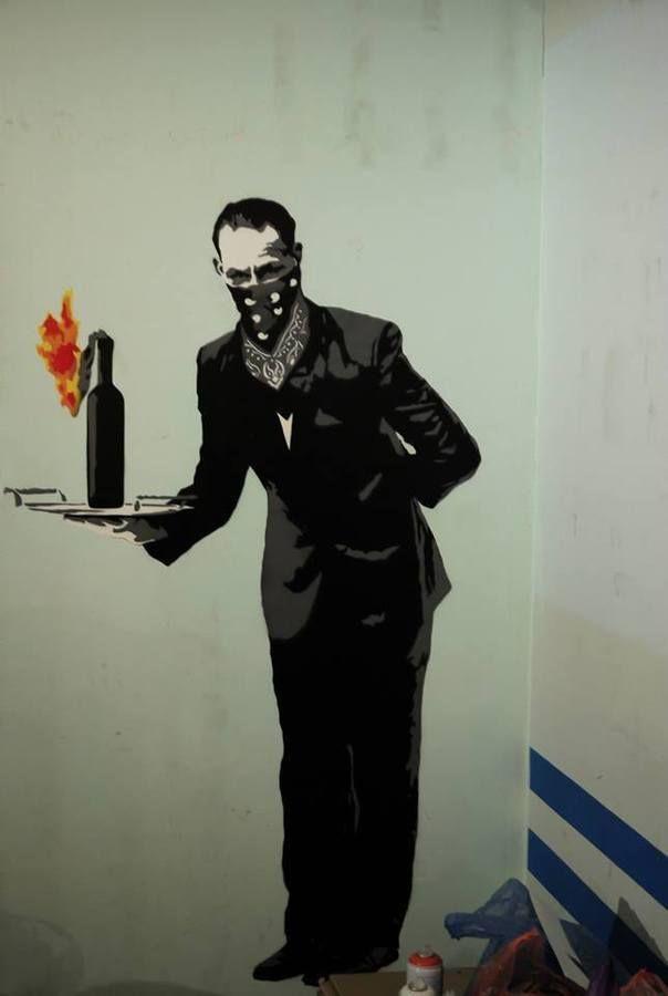 Estalla Molotov