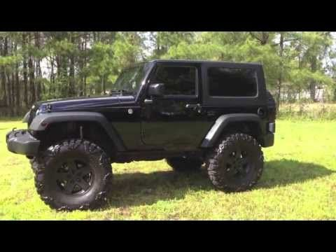 Blacked Out Jacked Up Jeep Mudder 2 Door Jeep Jeep Photos Jeep