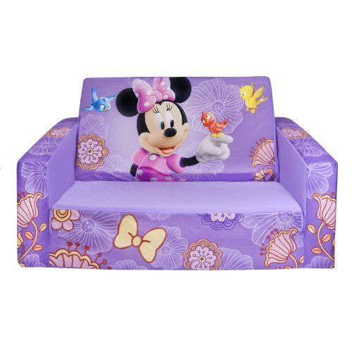 Minnie Mouse Chairs Couches Amp Flip Sofas Kids Couch