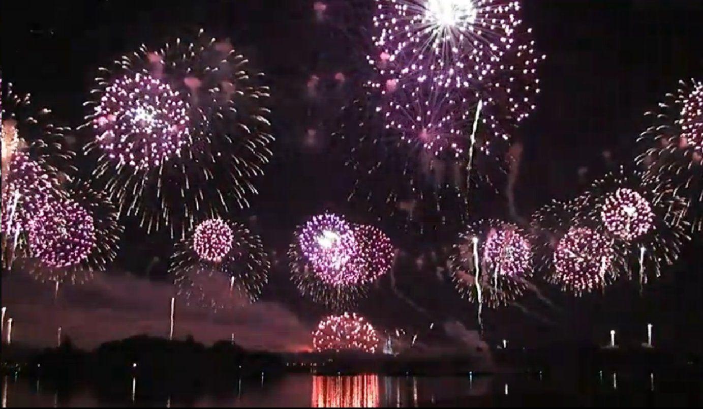 New Years Eve Fireworks At The Magic Kingdom Fireworks Images New Years Eve Fireworks New Year Fireworks