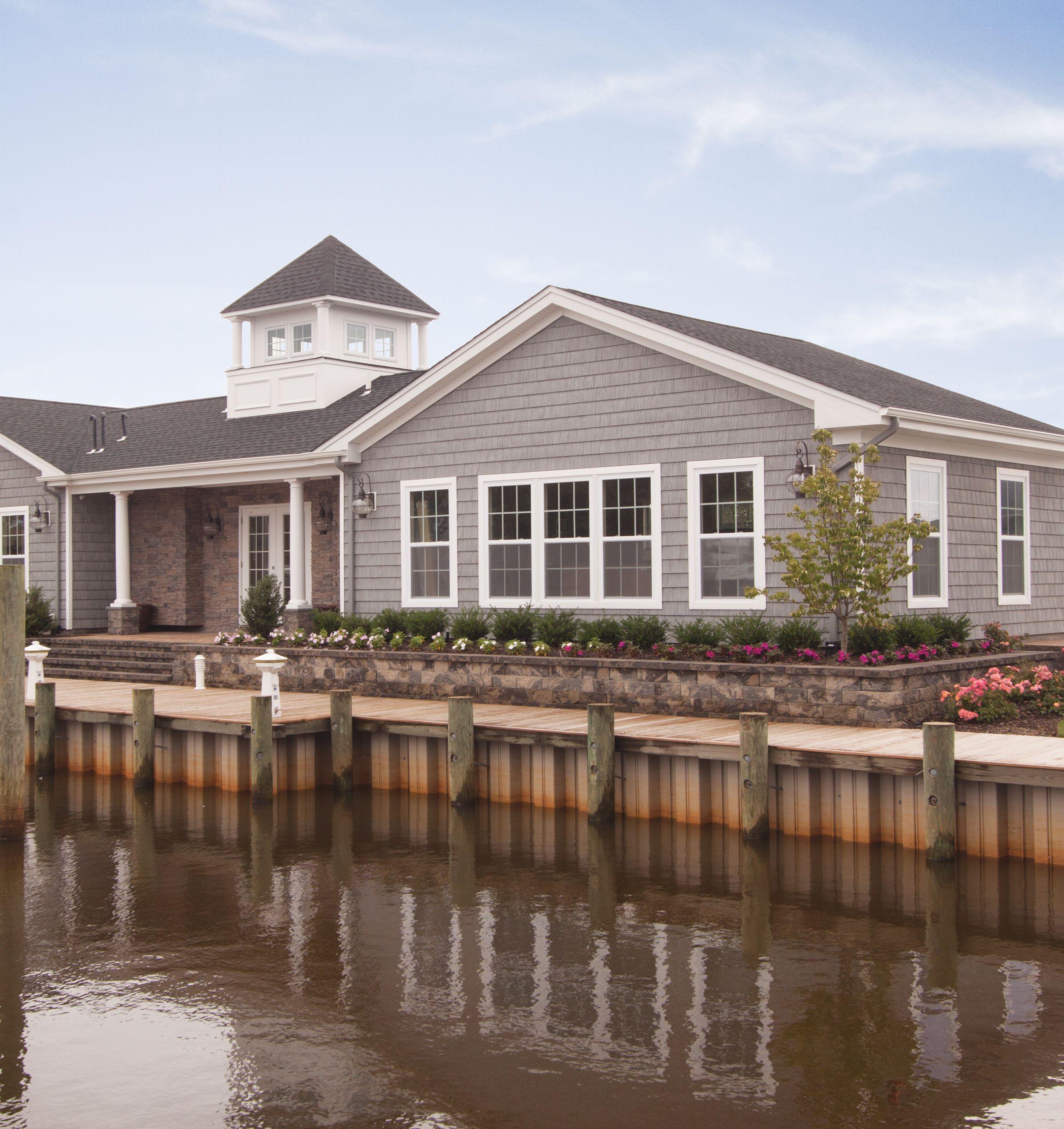 Lake Home Siding Ideas: Foundry Specialty Siding