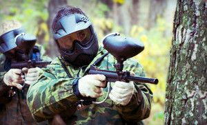 Groupon - $20 for All-Day Paintball, Equipment, and 300 Rounds at Fox Brother's Paintball Park in Virginia Beach ($44 Value) in Virginia Beach. Groupon deal price: $20.00