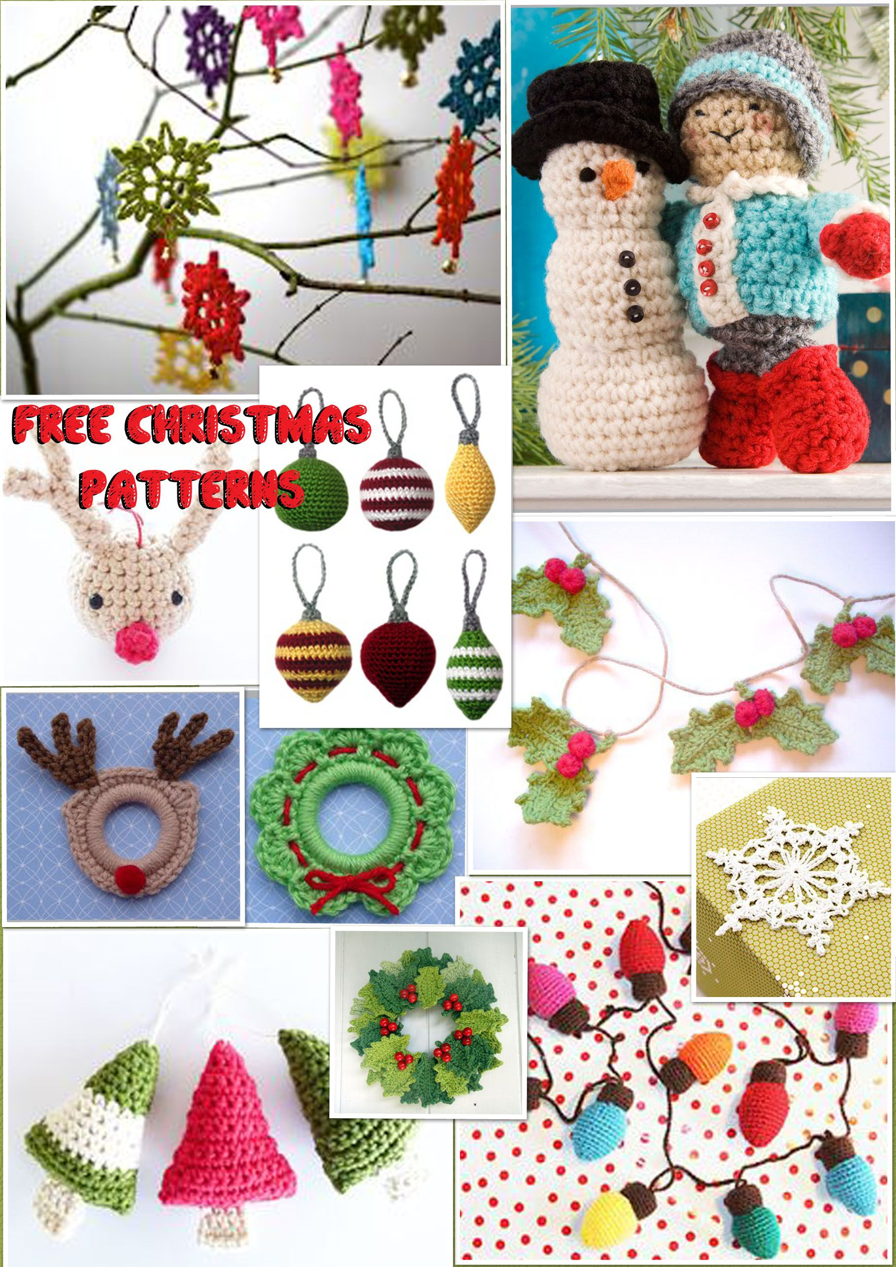Tis (nearly) the season to be jolly | Weihnachten, Kreativ und Häkeln