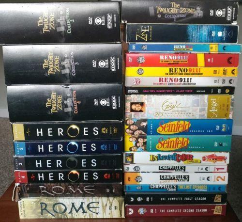 25 tv box set LOT on DVD  wholesale  television series season  DVD010 https://t.co/NAwyfDj57t https://t.co/5mYMvaYBVG