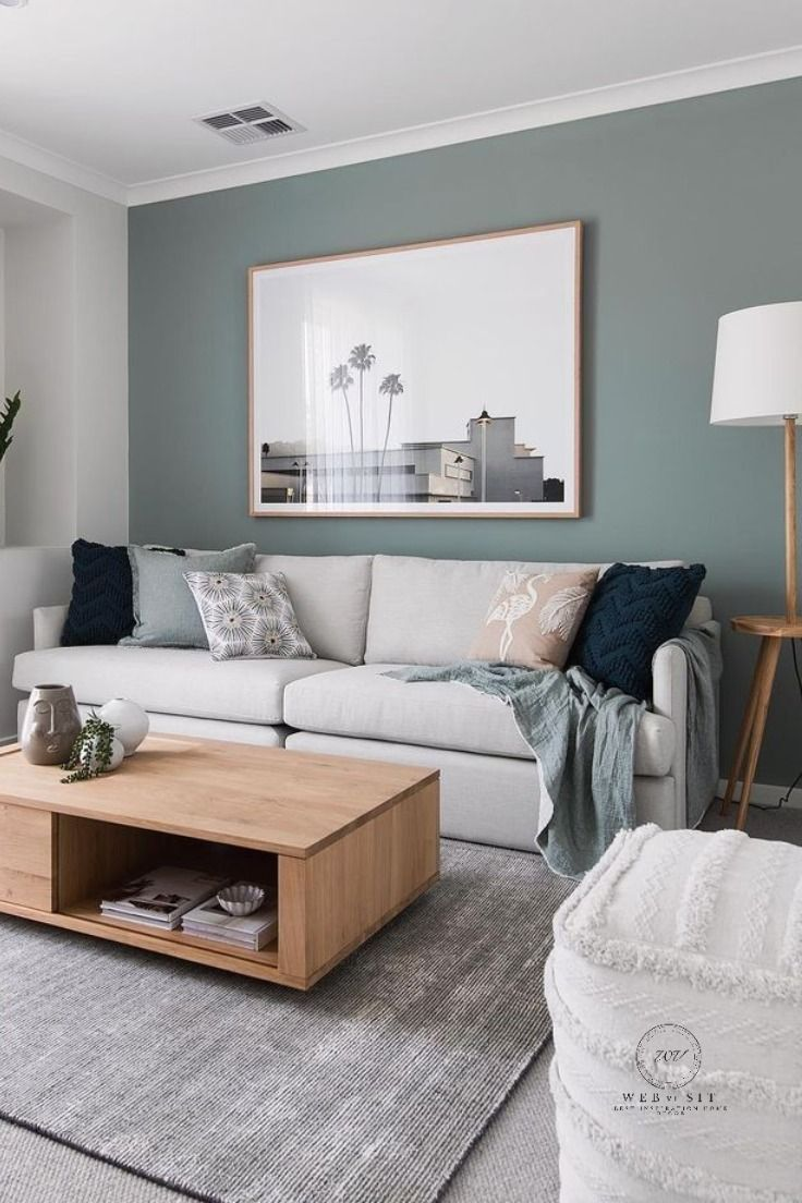 Gorgeous Living Room Color Schemes to Make Your Room Cozy
