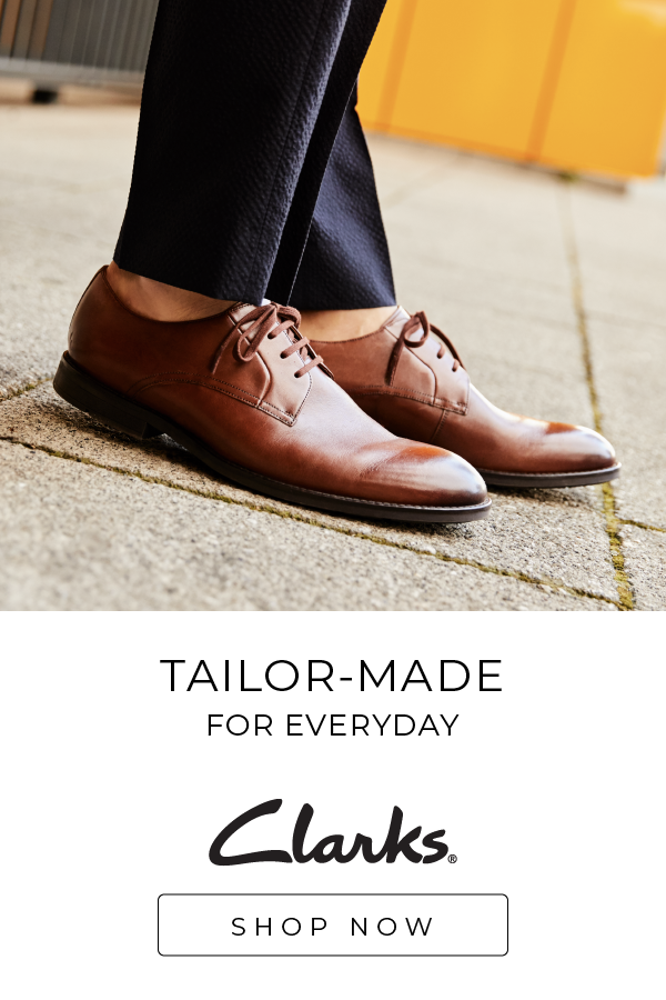 Clarks: SUMMER CLEARANCE EXTRA 40% OFF