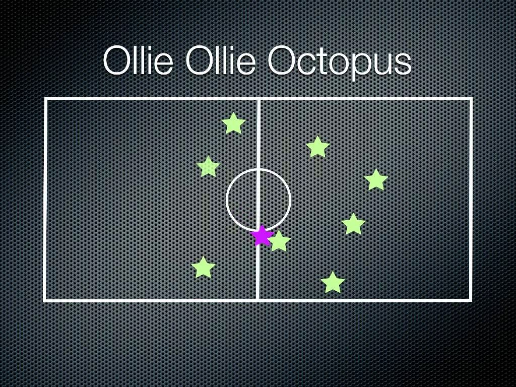 Physical Education Games Ollie Ollie Octopusnone