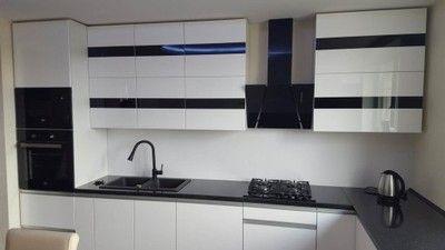 Meble Kuchenne Na Wymiar Nowoczesne Kuchnie Najbardziej Aktualna Oferta Home Kitchen Cabinets Home Decor
