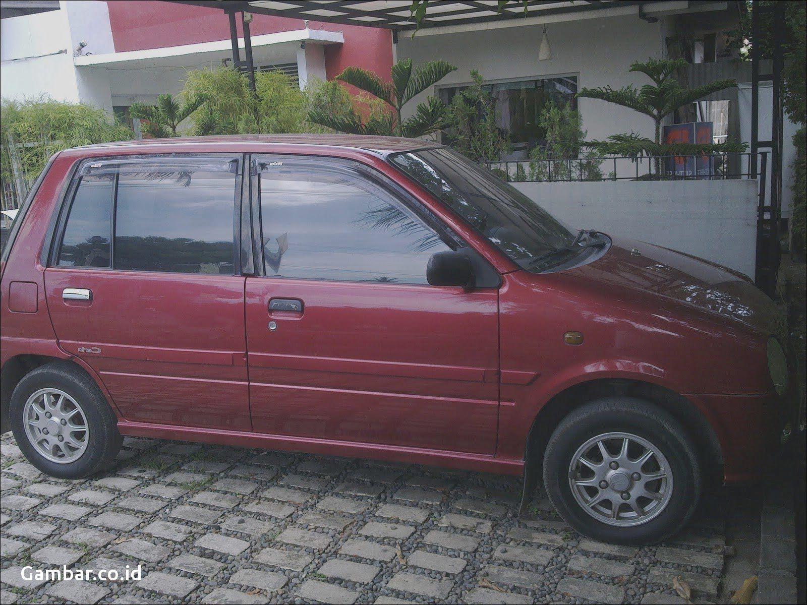 Modifikasi Mobil Daihatsu Ceria 2003 Modifikasi Mobil Daihatsu Mobil
