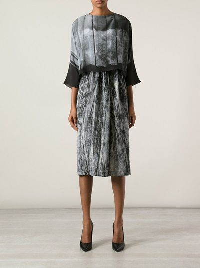 Anntian 'Two Life' Dress - Henrik Vibskov boutique - Danish fashion