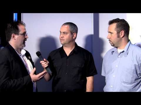 Aaron Paxson and Chris Young discuss HP Intelligent Management Center scripting at HP Discover