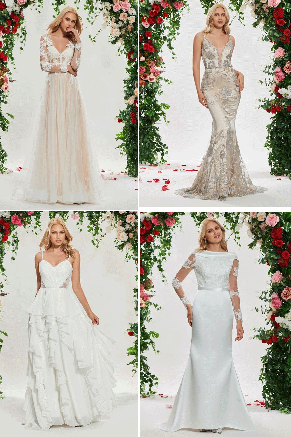 New wedding dress romantic and dreamyweddingbride wedding dress