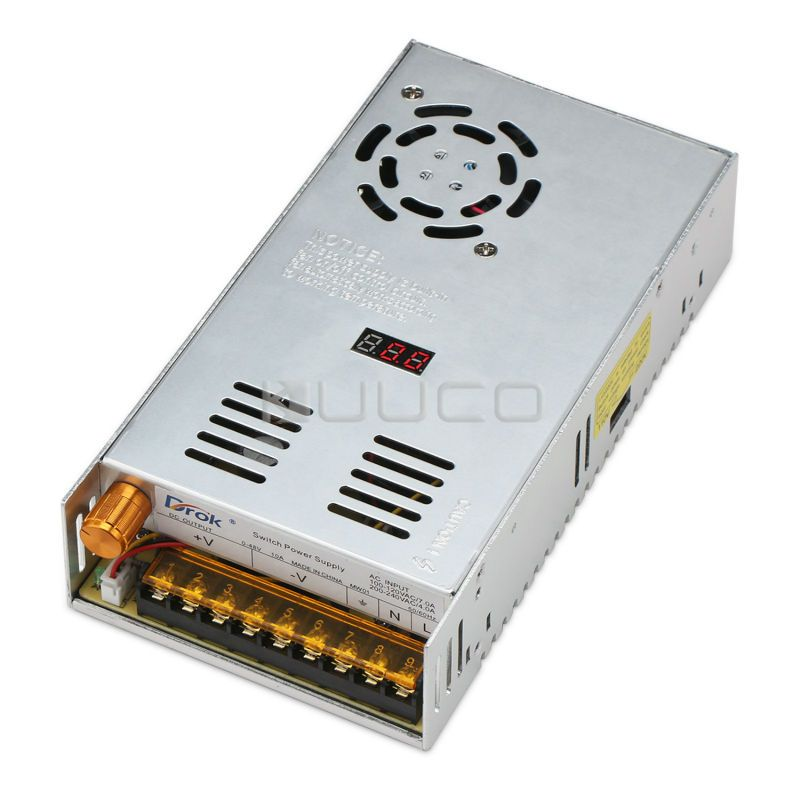 48w Switching Power Supply Ac110 220v To Dc0 48v 10a Led Display Adjustable Voltage Regulator Dc 12v 24v Voltage Regulator Step Down Transformer Power Supply