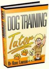Dog Training Tutor - Imagine this… No aggression, no biting, no nipping, no annoying barking or whining or jumping, and not the slightest hint of separation anxiety. No digging up your lawn, no chewing up everything in sight, and no more house training troubles to speak of.  Just a well trained, well disciplined, and happy dog. A dog that you can take anywhere. A dog that makes you proud and impresses everyone else…Now it's time to stop imagining and make it happen.