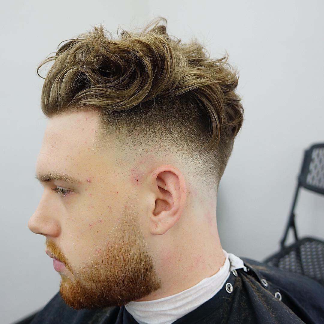 Pin En Barber Mens Hair Cuts Styles