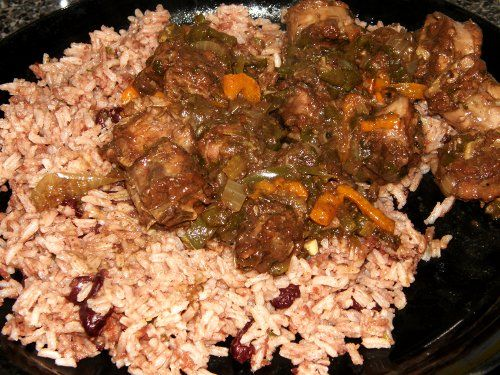 One of the things I love about Jamaican food is that it encourages and rewards a slow, patient approach to cooking, and the use of a wide variety of fresh ingredients. Like soul food many dishes ar...