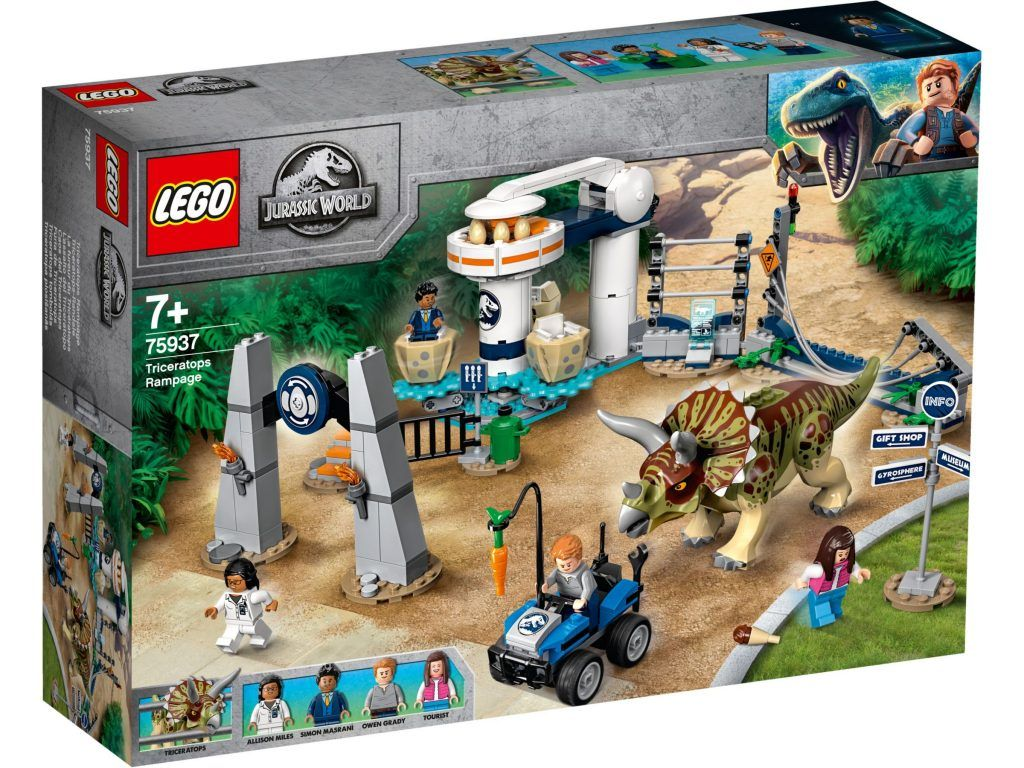 Even More Lego Summer 2019 Sets Previewed And Lego Listened To Us News Lego Dinosaur Lego Jurassic World Lego Jurassic