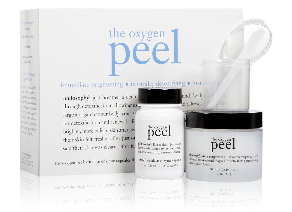 How It Works: The Oxygen Peel From Philosophy | Beauty High