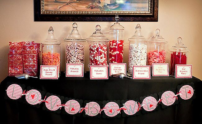 Candy Table Weddingcandy Candytable Pre Wedding Party Chic
