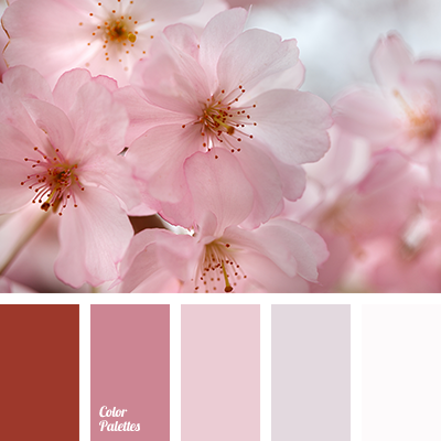 Burgundy Candy Color Combination Matching Palette Dark Red Hot Pink Light Lilac Pale Palettes