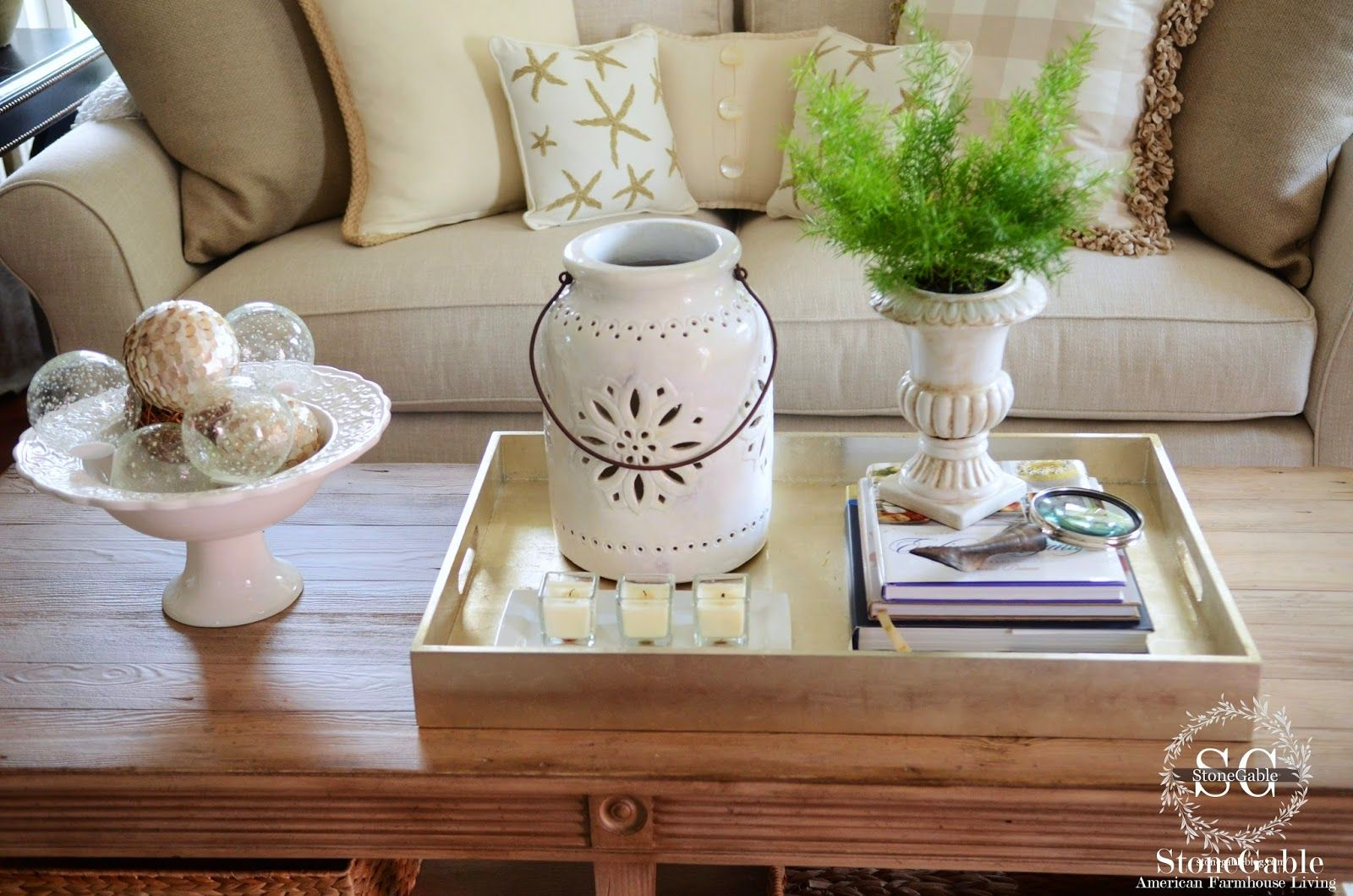 5 Tips To Style A Coffee Table Like A Pro Large Square Coffee Table Coffee Table Decor Tray Coffee Table Square [ 1059 x 1600 Pixel ]
