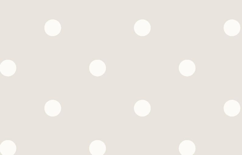 papel pintado lunares vintage color beige telas papel - Papel Pintado Lunares