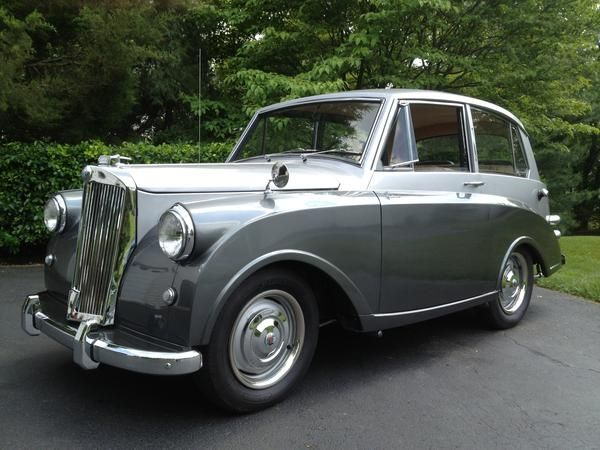 1949 Triumph Mayflower (1247CC) : Registry : The AutoShrine Network