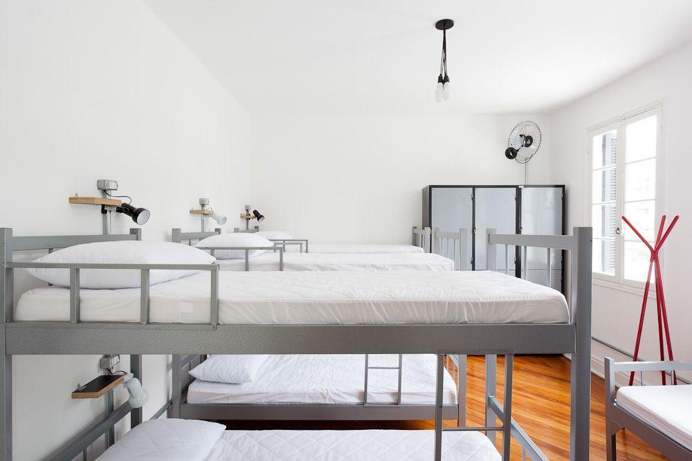 WE Hostel Design by Felipe Hess