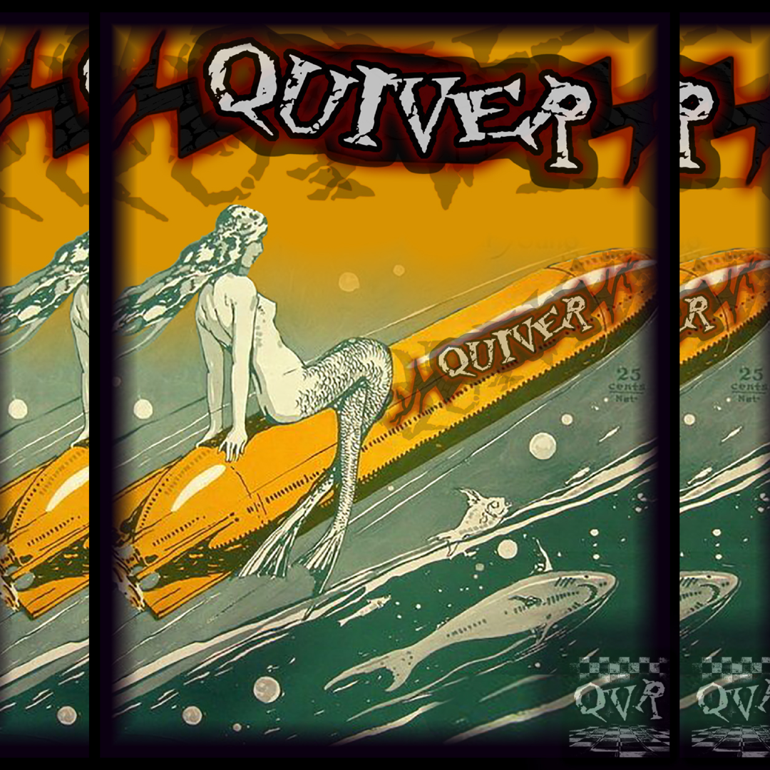 QUIVΞɌ⸩╾ HighEnergy Hard Rock QUIVER Spotify