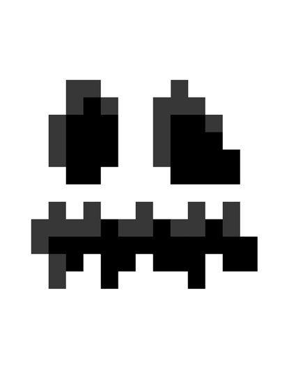 Minecraft Minecraft Pumpkin Pumpkin Stencils Free Pumpkin Template