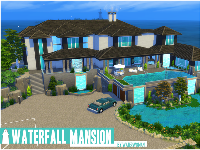 Hauser Welcome To Akisima Free Downloads With Maison Sims Sims 4 Maison Sims