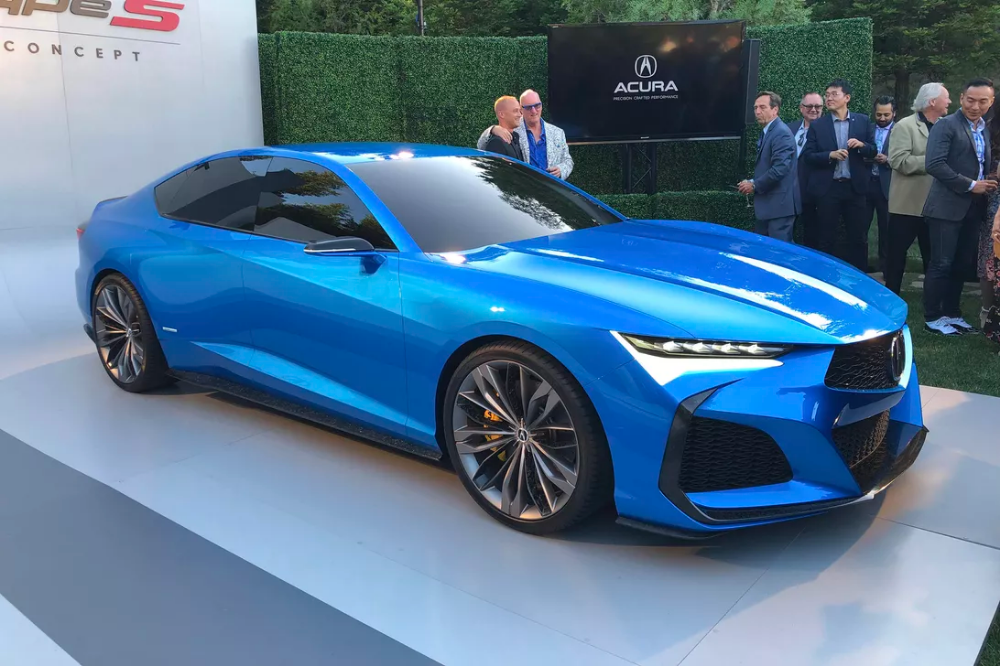 How the Type S concept will shape Acura's future | Acura ...