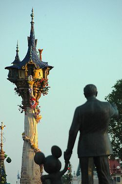 Walt would be so proud of Tangled
