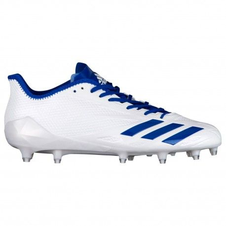 Zapatillas de fútbol adidas hombre adiZero universitarios 5 fútbol Star, blancas, para hombre/ para universitarios e812a4a - colja.host