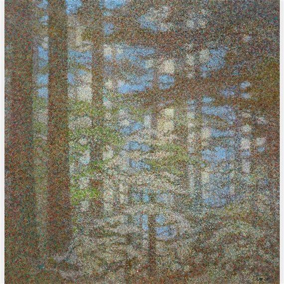 Joan Willsher Martel, Trees Xiv