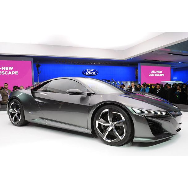 """Is Just EVI Or Is This EV Hybrid Supercar Pretty """"BA"""