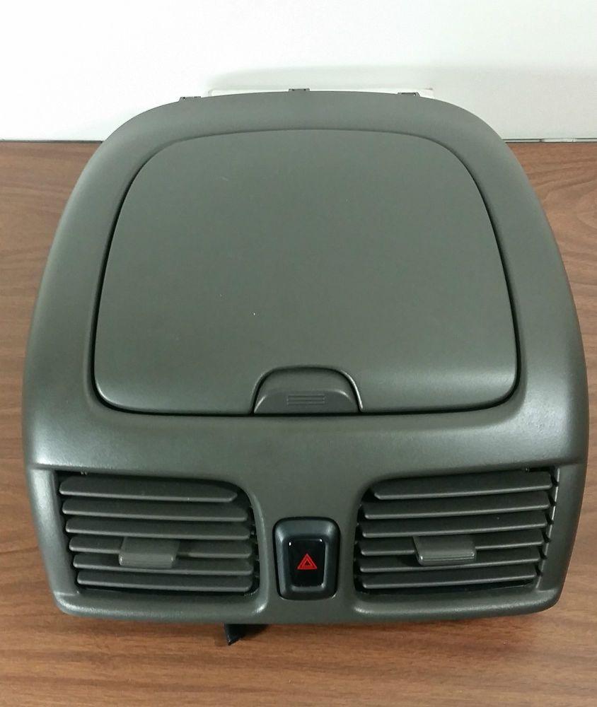 20002006 Nissan Sentra OEM Dash Storage & A/C Heat Vents