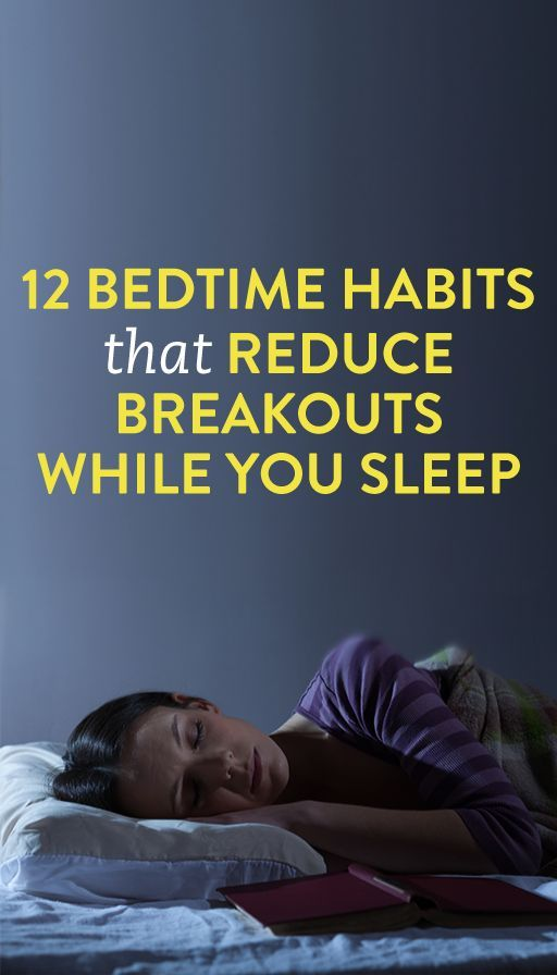 12 Bedtime Habits That Reduce Breakouts Overnight Genezing
